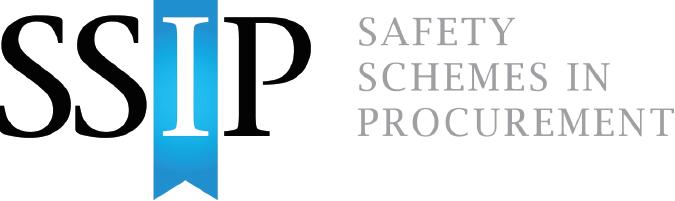 SSIP (Safety Schemes In Procurement) Logo