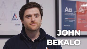 John Bekalo National Account Manager video interview still