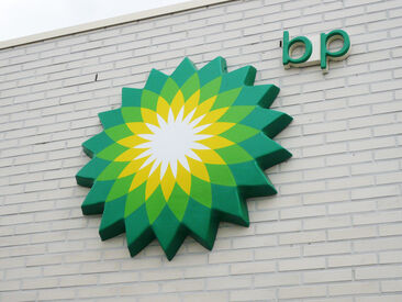 BP Shop Sign