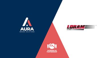 Loram Aura Brand Solutions Partnership Thumbnail