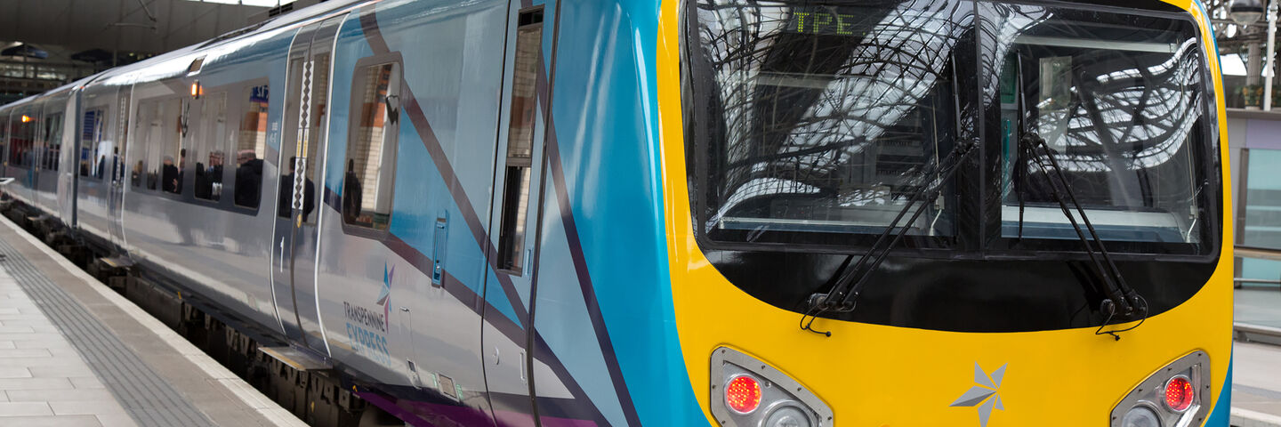 Train re-livery and refurbishment project for TPE on Class 185 rolling stock